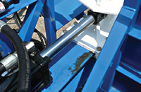 heavy duty hydraulic ram cylinders